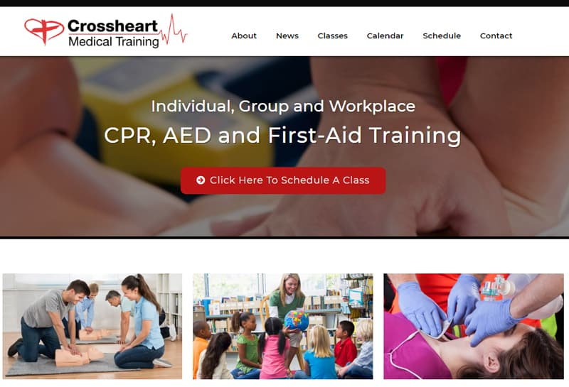 Crossheart Medical Training