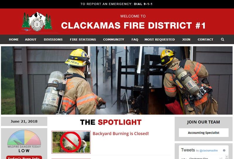 Clackamas Fire