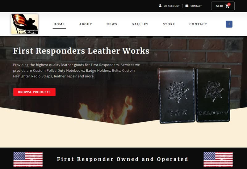 First Reponders Leather Works