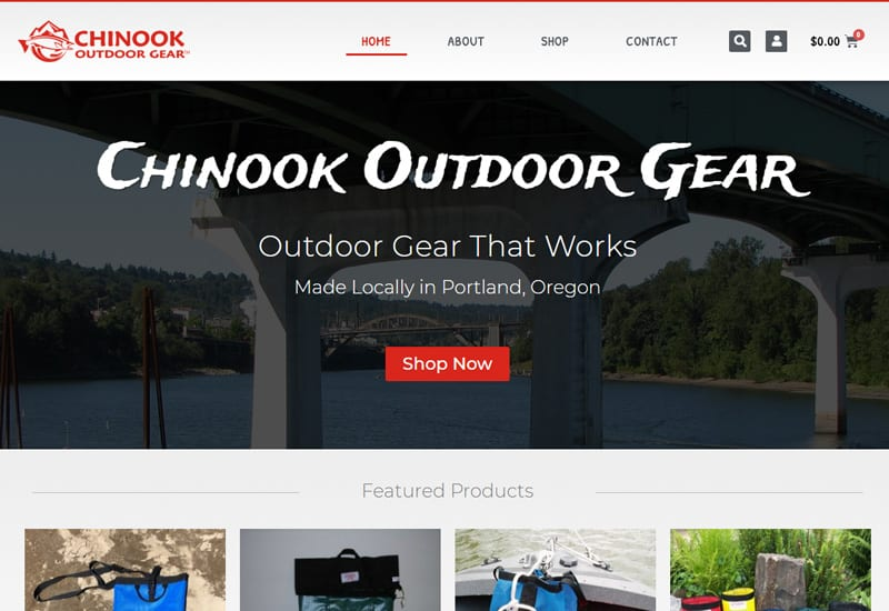 Chinook Outdoor Gear