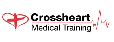Crossheart Medical Logo Design