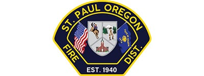 St Paul Fire Logo Design