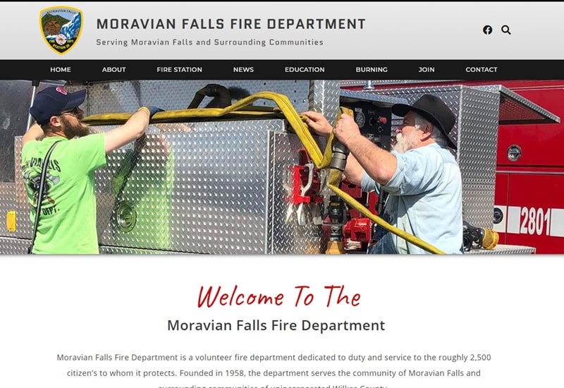 Moravian Falls Fire Department