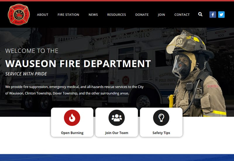 Wauseon Fire Department