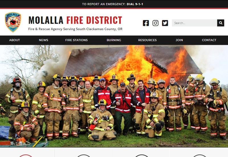 Molalla Fire District